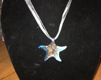 Glass starfish