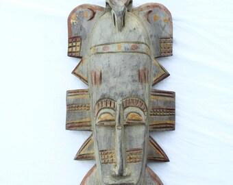 African Senufu Mask
