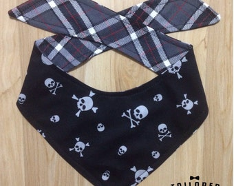 Bad to the Bone neckerchief