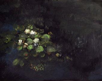Lily Pond Study