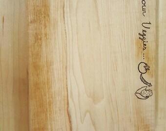 Handmade Cuttingboard