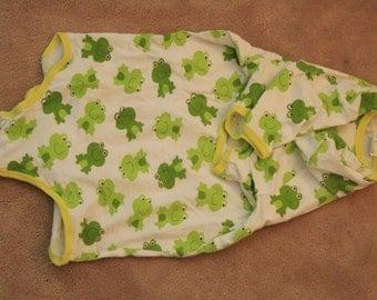 Green Frog Onsie DDLG/ABDL