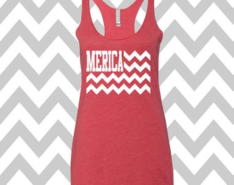 Merica Tank Top USA Tank Top Stars Tank Top  Country Music Tank Top Stars and Stripes America Flag Tank Top Flag Tee Fourth Of July Shirt
