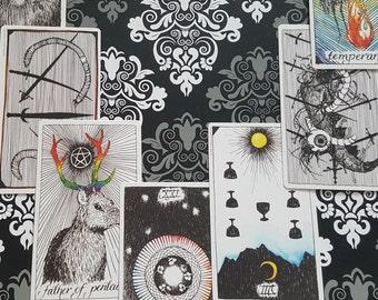 Seven Card Tarot Reading