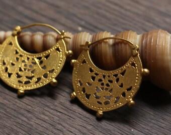 Byzantine Style Earrings