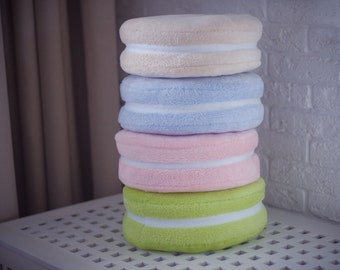 Macaron Pillow, Soft Toy, Plushie