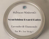 All-Natural nourishing beard balm scented with all-natural essential oils/Cruelty Free