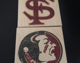 Florida State Seminoles Coasters
