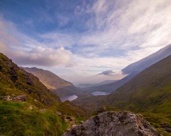 Kerry Mountains - Print