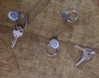 Harvest Moon Key Ring