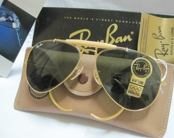 vintage ray ban sunglasses  outdoorsman