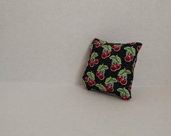BJD Cherry Throw Pillow