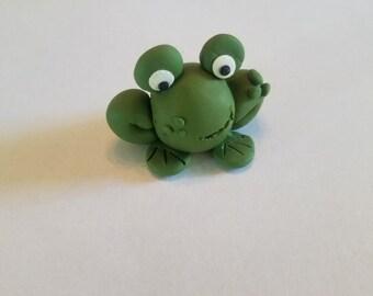 Miniature frog