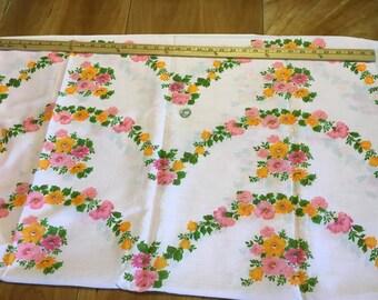 1950s Vintage Hawaiian Fabric