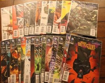 24- 2013 Batman Detective Comics