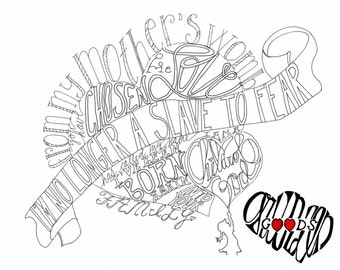 Printable Art Black And White Coloring Page Im No Longer A Slave