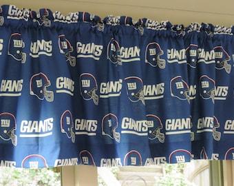 Sports curtain valance,  Boys valance