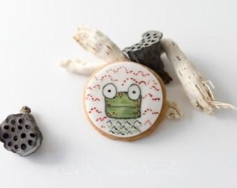 Croak croak Cookie