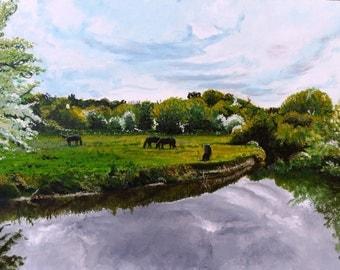 River Mole, Surrey