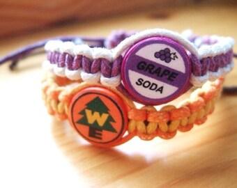 Pixar's Up Inspired Friendship Bracelets
