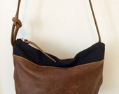 For Michelle! Black and brown Mitte bag