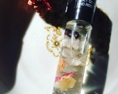 STARGAZER - Aromatherapy Gem and Botanical Essential Oil Blend with Stargazing and Cosmic Intentions