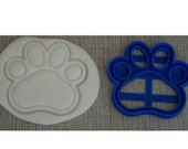 Paw Patrol Cookie cutter ideal for fondant, gumpaste cake toppers