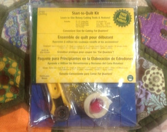 Dritz Quilting Start-to-Quilt Kit FREE SHIPPING