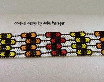 Sizzling Electrodes Bracelet pattern