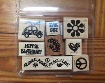Stampin Up rubber stamp set