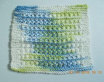 Knit Dishcloth/Washcloth