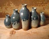 Blue Ash Bottle Set