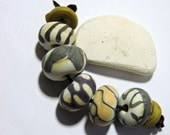Lampwork Beads NATURALS Two Sisters Designs 0302016G