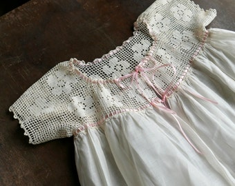 1935 Baby Baptism Gown
