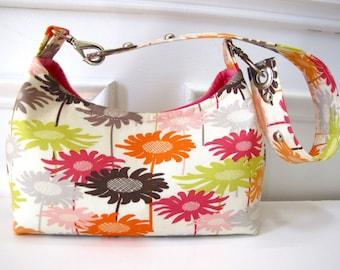 Small Cotton Floral Handbag/Shoulderbag