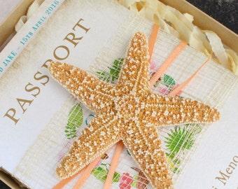 Elegant Tropical Passport Boxed Wedding Invitation (Indonesia) - Design Fee