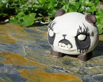 Marshmallow Leg Death Metal Panda
