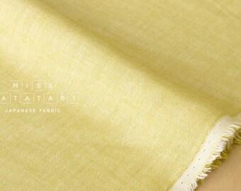 Japanese Fabric Kokochi Double gauze - Y -  50cm
