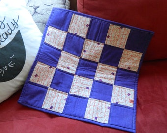 On Sale Kitty Cats And Yarn Cat Quilt Blanket For Mew