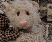 resered for Liz Berni - ferret,stuffed ferret,toy ferret,handmade ferret,OOAK ferret,plushie ferret,plush ferret,ferret lover,weasel