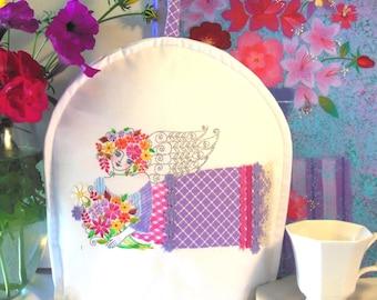 Tea Cosy - Garden Angel - Original Design