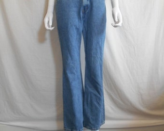 90s 517 Boot Cut Slim Fit Levis Zip Fly    7 JR S