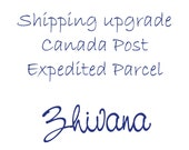 Shipping Upgrade to Canada Post Expedited Parcel US and Canada Only