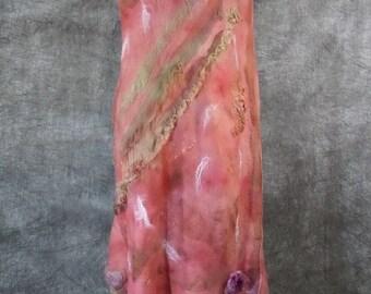 Custom Handmade Silk dress