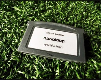 "Nanoloop 2.7.2: Special ""Destroy All Presets"" Edition Chiptune for Game Boy Advance"
