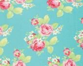 NEW Tanya Whelan, Lola collection,  Lola Roses in Blue, yard