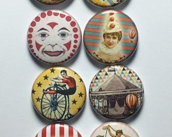 Vintage Circus Flair