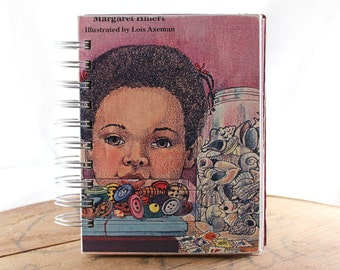 I Like Things! - Wire-Bound Recycled Art Journal