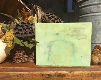 Ambient Dreams Original Encaustic Painting by Janice Warriner