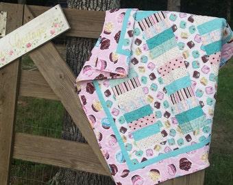 BabyCakes Baby Quilt